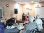 Sława Lisiecka w Cafe Forum