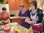 Spotkanie z KGW - pokaz kulinarny