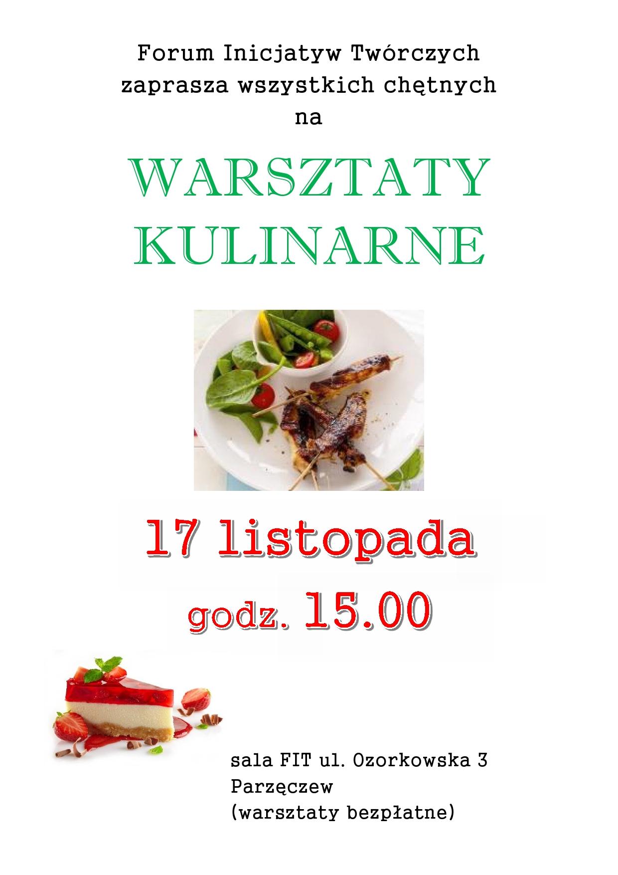 warsztaty kulinarne plakat 17.11-page0001